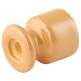 Изолятор кабельный Lindas 120-ТП, цвет темно-персиковый
