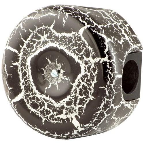 Коробка распаечная Ø78 мм Lindas 33028, цвет черный камень