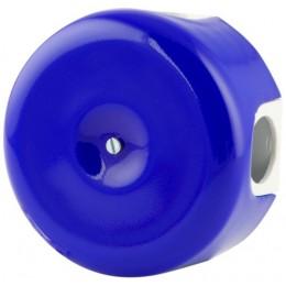 Коробка распаечная Ø78 Lindas 330-С, цвет синий
