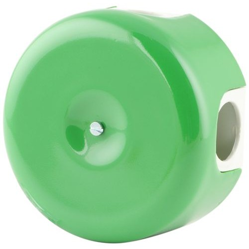 Коробка распаечная Ø90 мм Lindas 335-З, цвет зеленый