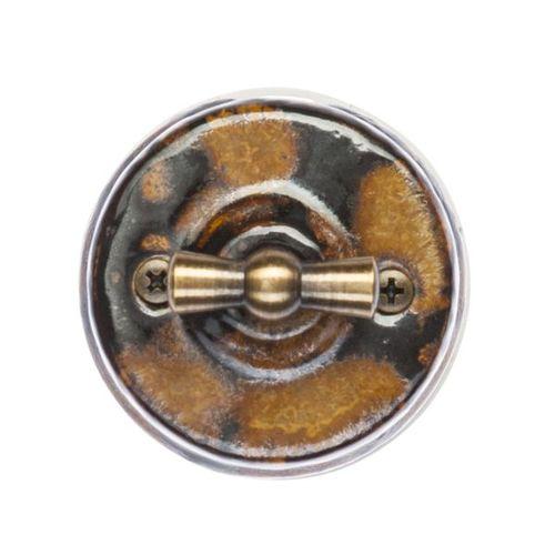 Выключатель перекрестный Salvador OP31EX, цвет экзотик