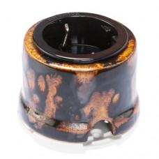 Розетка электрическая Salvador OP12EX, цвет экзотик