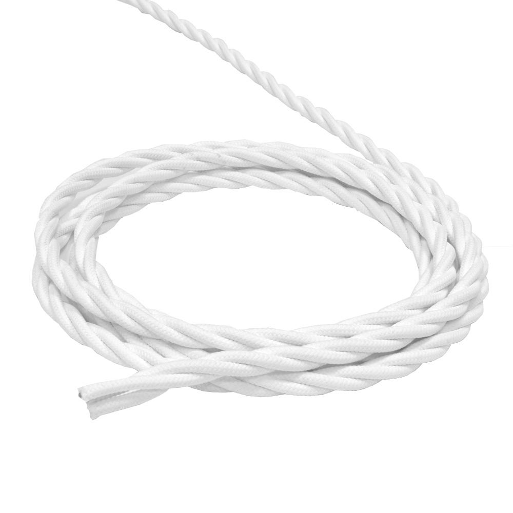 Провод электрический 3х1,5 Lindas 63140, цвет белый