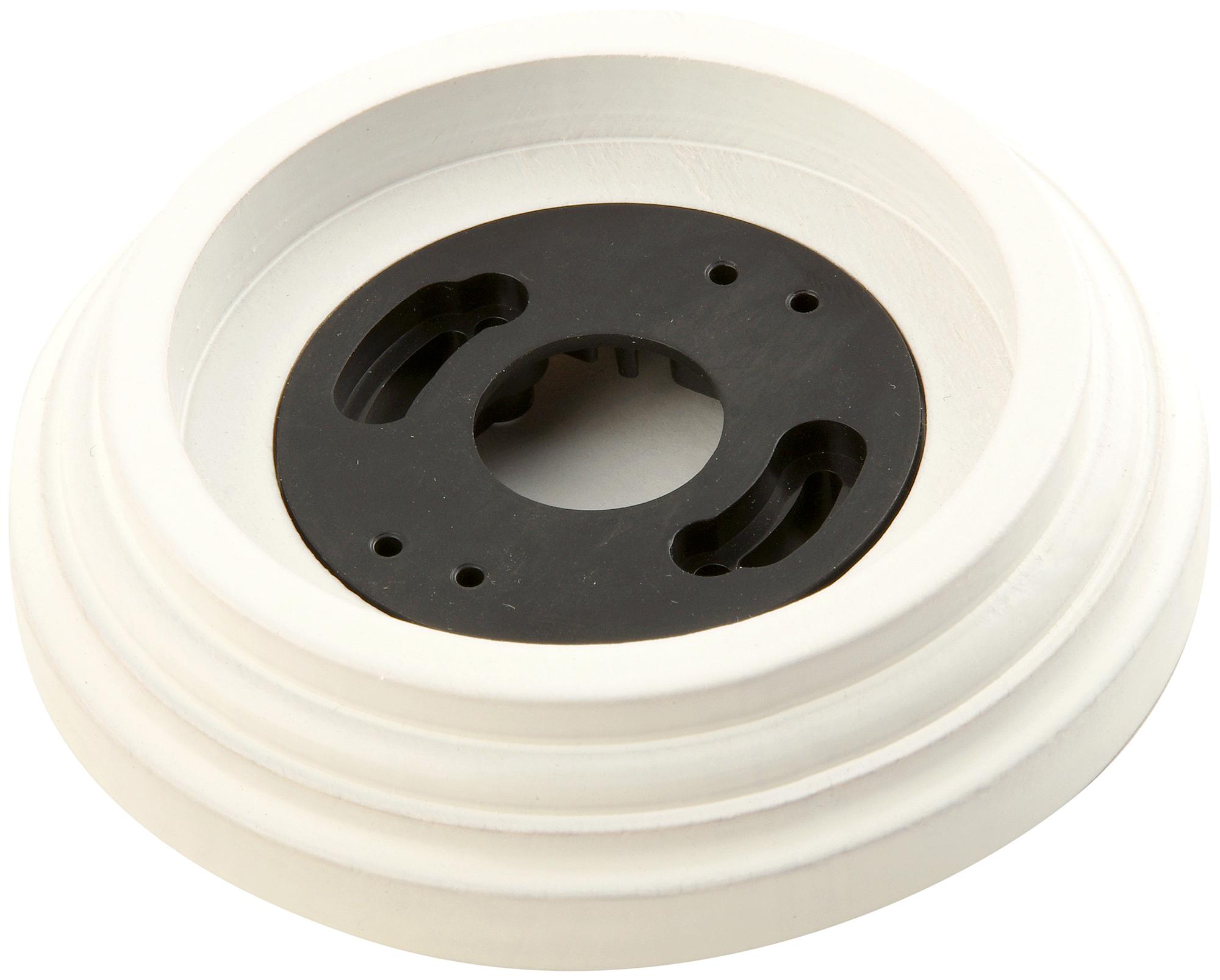 Рамка одноместная наружная Sun Lumen 080-002-Б, цвет белый