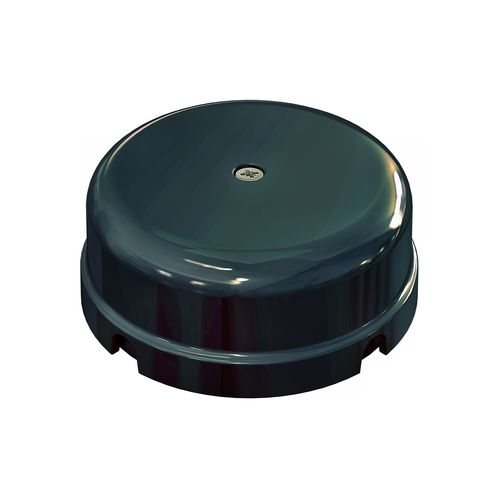 Коробка распаечная Ø80 мм Greenel GE70235-05, цвет черный