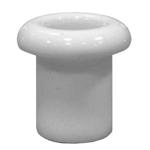 Втулка межстеновая Lindas 13011, цвет белый