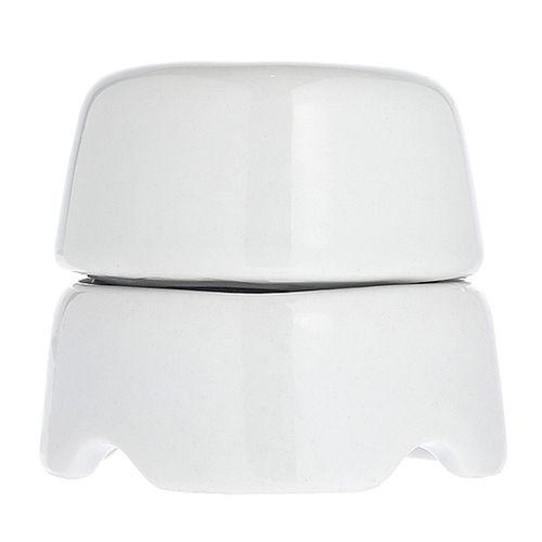 Коробка распаечная Ø85 мм Salvador BOX2WT, цвет белый